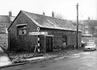 The old Coal Barn, Goose Green