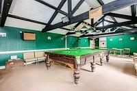Upstairs Billiard Room