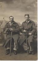 John & William Smith - Uncles of  Mary Morris (née Malcher)