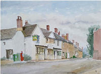 Kings Arms painting