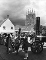 An early Deddington Festival, 1973?