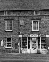 Post Office and newsagent run by Ken Garrett