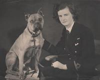 3rd Officer Stephanie Higham WRNS